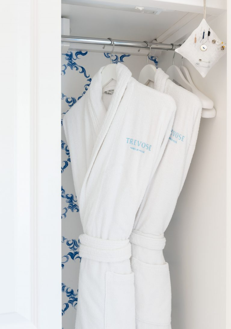 Guest house dressing gowns