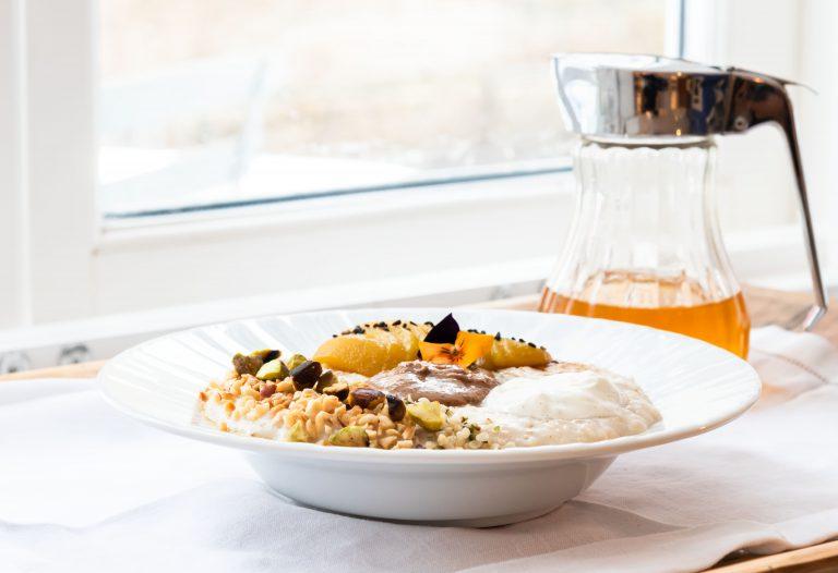 porridge & Grenola